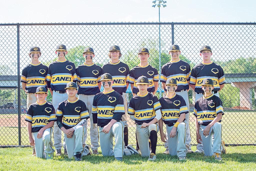 Canes team shot web