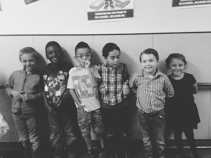 their class
