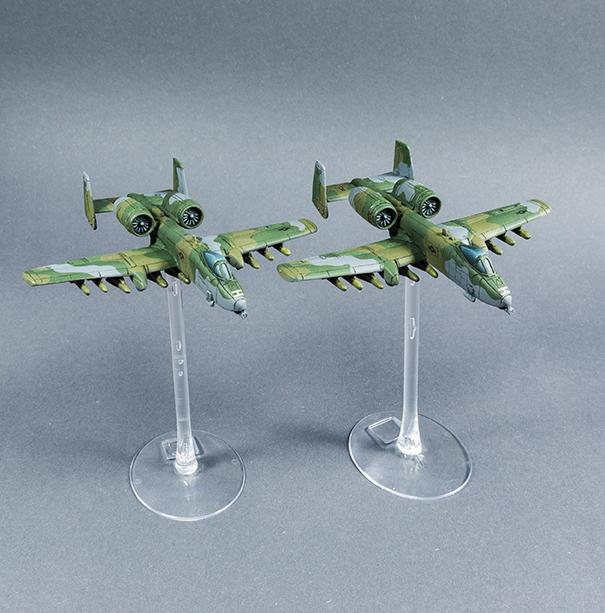 Team Yankee A-10 Warthog
