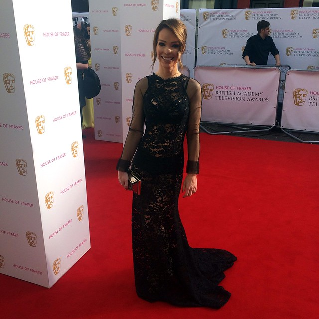 BAFTA Red Carpet 2015 (4)