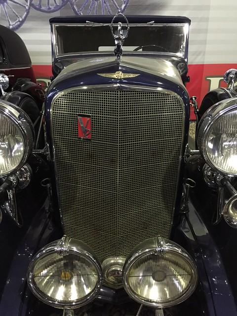 Cadillac V-12 Fleetwood (1931-1933)