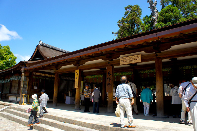 参拝所/春日大社(Kasuga-Taisha Shrine / Nara City) 2015/05/21