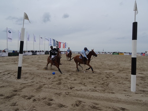 Internationaler CHOPARD Beach Polo Cup Warnemünde