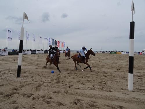 Internationaler CHOPARD Beach Polo Cup Warnemünde