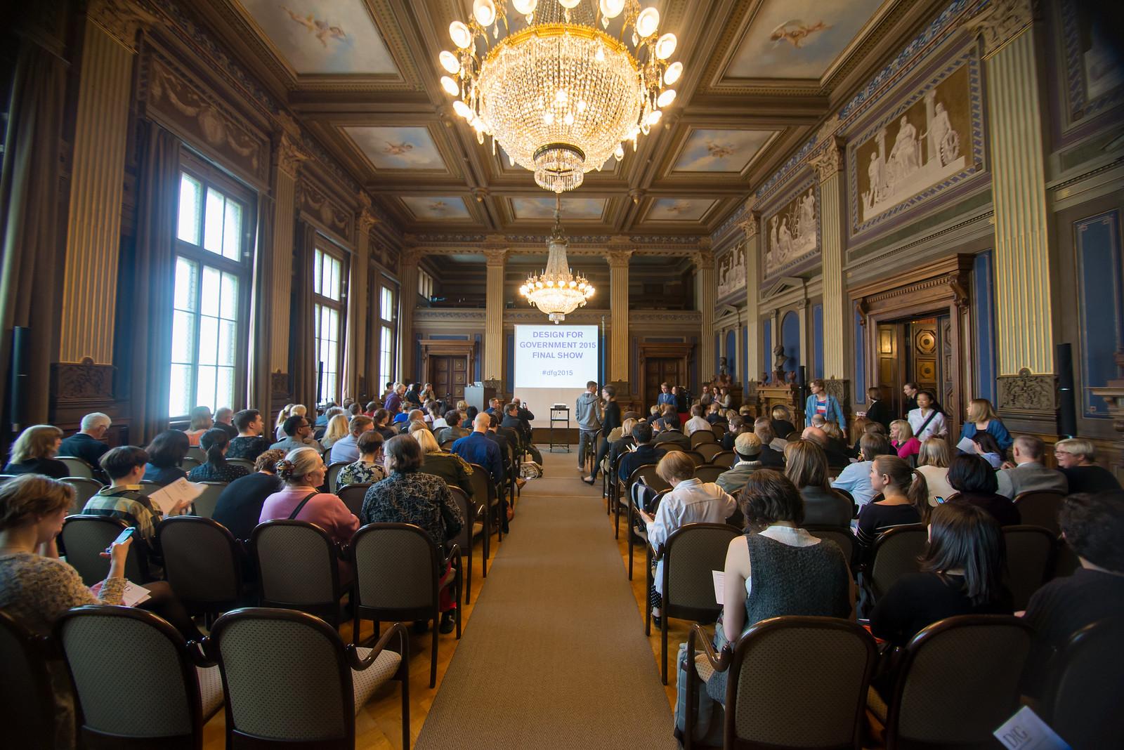 DfG 2015 Final Presentation