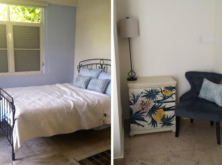 airbnb room in Ocean Park, San Juan