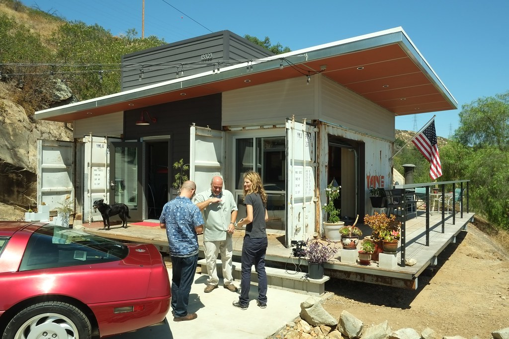 Shipping Container House Nearby San Diego Ca Nicol 225 S