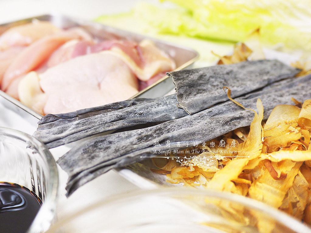 孤身廚房-大潤發義大利樂鍋史蒂娜湯鍋試用—日式白菜雞肉捲3