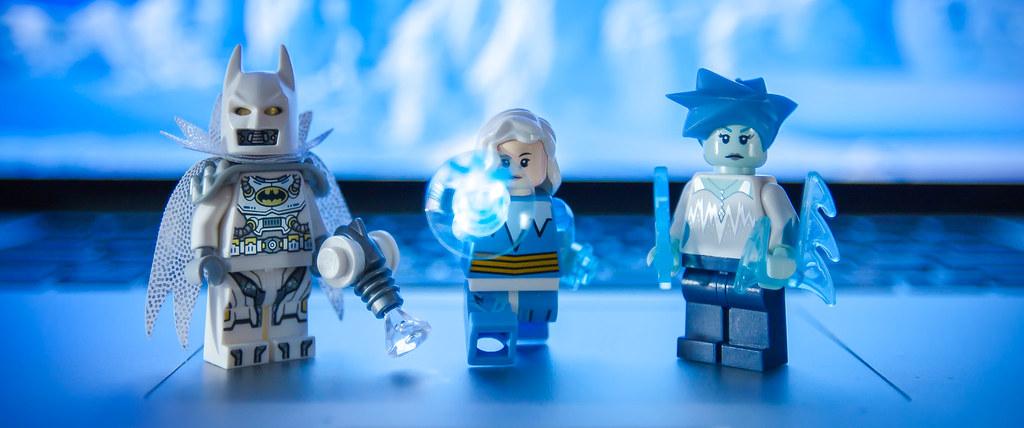 [Lego DC] Cold War | Subzero Batman, Ice, and Killer Frost ...