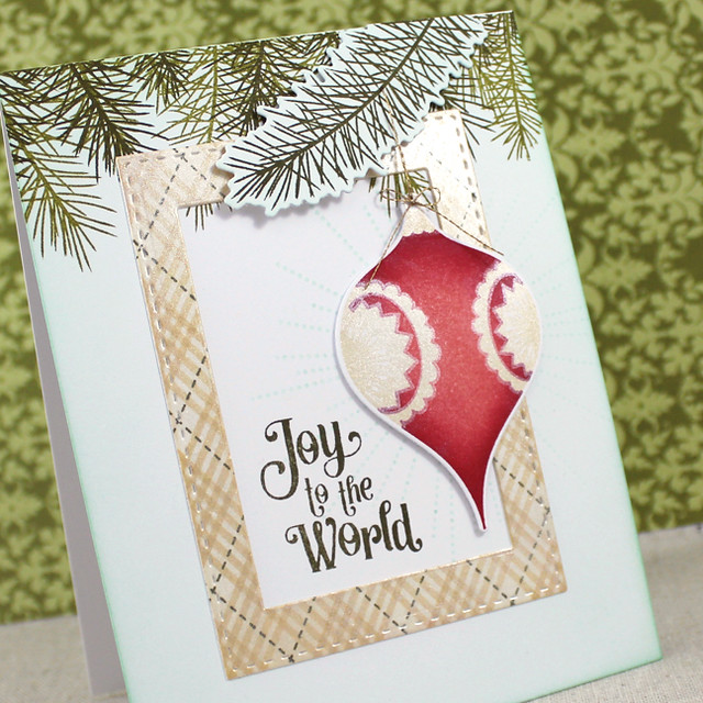 Joy To The World Close Up