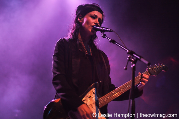 The Black Ryder @ The Warfield, San Francisco 5/16/15