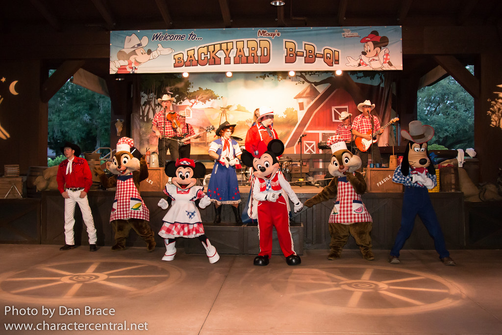 Mickey Mouse Backyard Bbq mickey's backyard bbq | walt disney world resort in florida.… | flickr