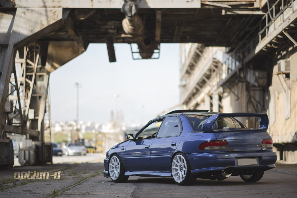 Subaru Impreza Jr 11 18x8 5 White Jr Wheels Flickr