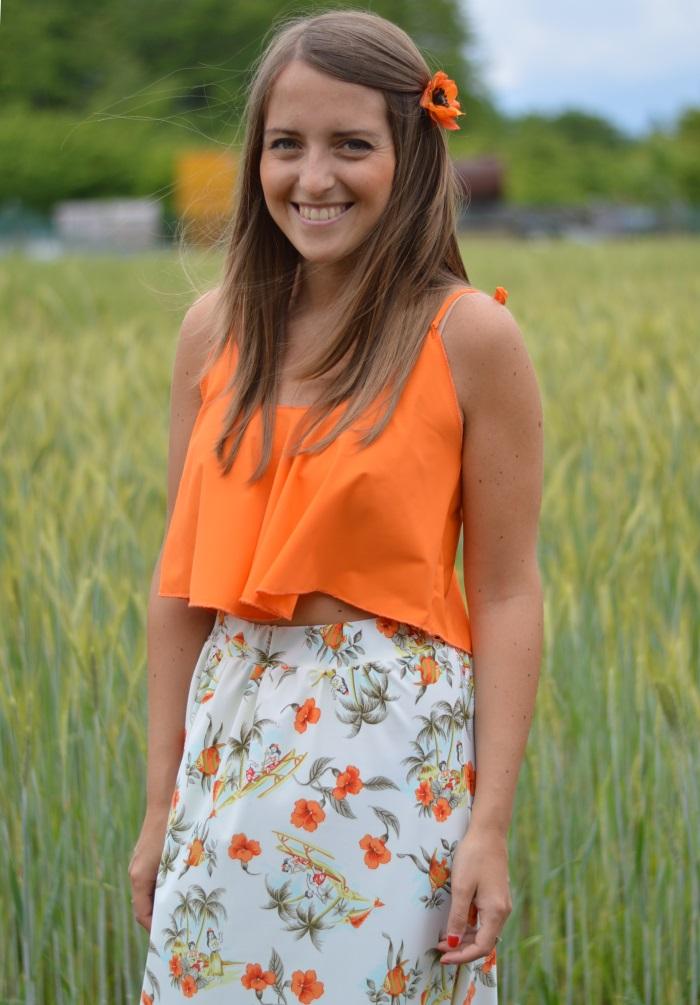 campo di grano, wildflower girl, fashion blog, estate (7)