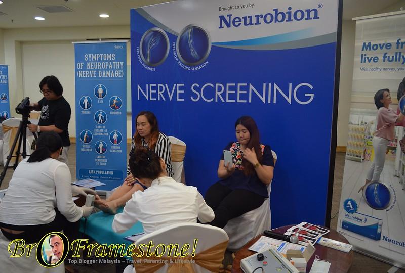 Merch - Kerosakan Saraf Neuropati