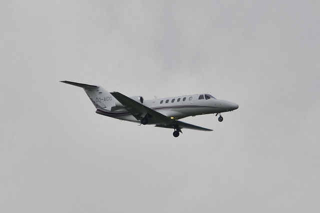 OO-ACC Cessna 525A