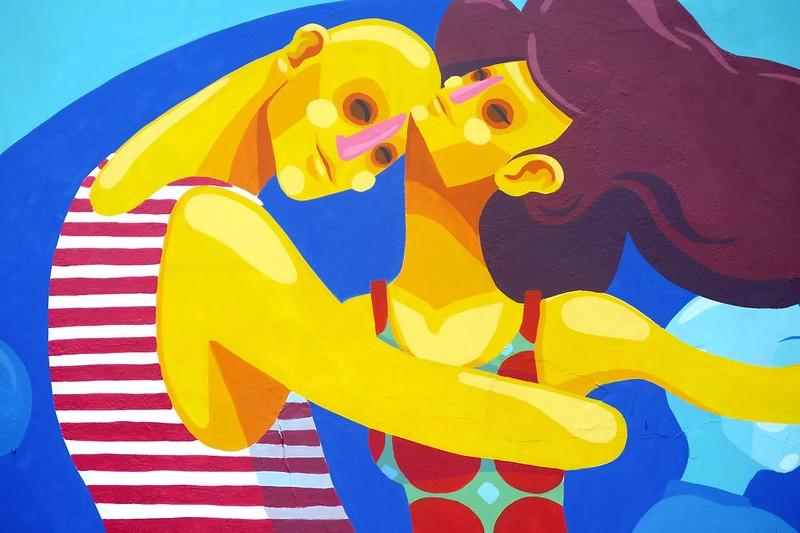 Cada uno baila el tango como quiere (detalle