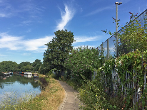 River Lea towpath | by diamond geezer