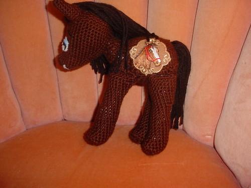 Horsey flank