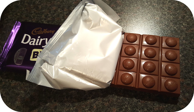 Cadbury Dairy Milk Big Taste Toffee Whole Nut