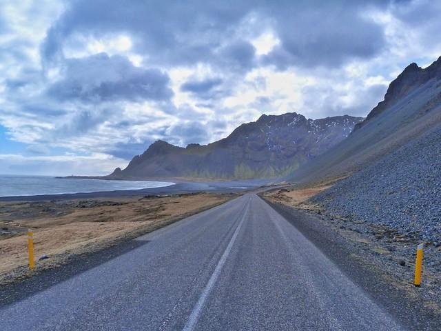Ruta por carretera en Islandia (Selección rutas en coche por las costa de Europa)