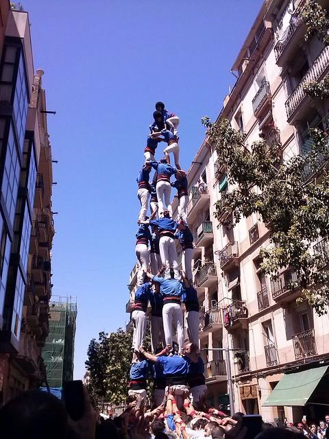 4de8 Castellers d'Esplugues