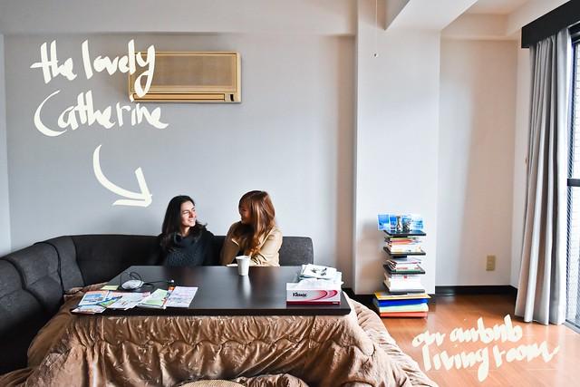 airbnb catherine