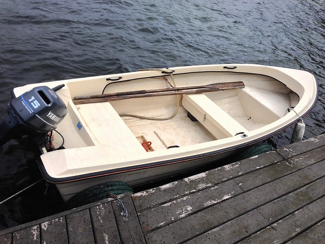 Here it is... my new boat!