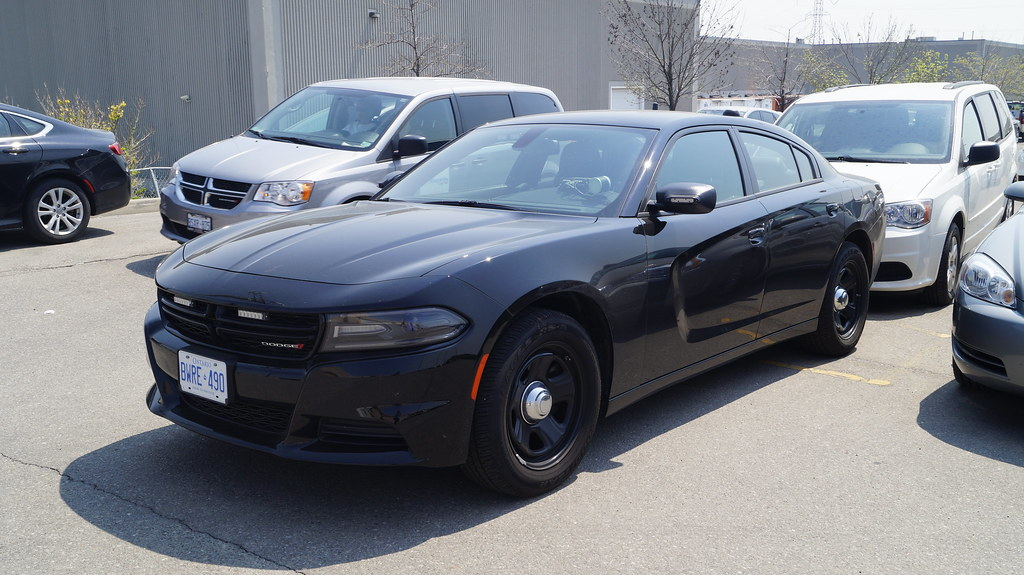 Peel Regional Police New 2015 Dodge Charger Unmarked Flickr