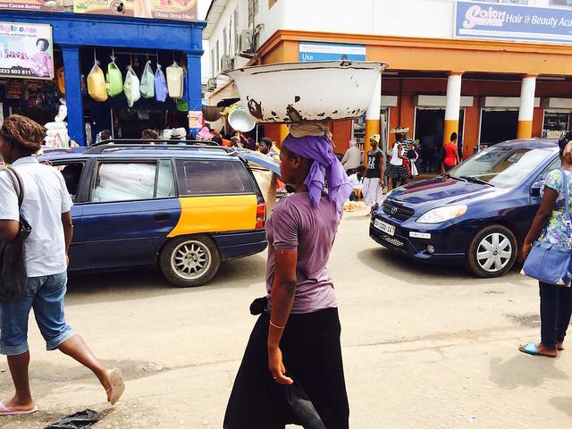 Kwame Nkrumah Ave Pic 1