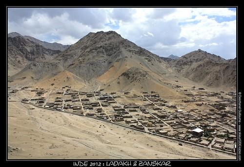 JOUR 25 : 21 AOUT 2012 : VISITE DE LEH (3500M) - MONASTÈRES ET BAZARS