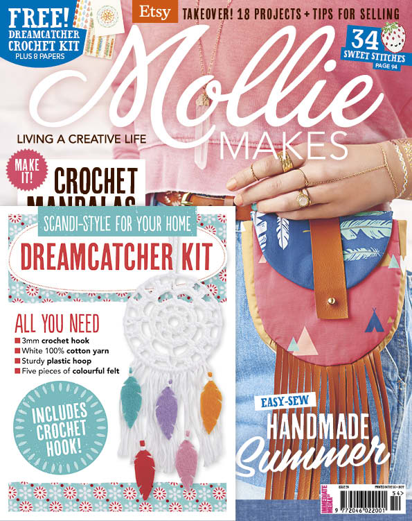 Mollie Makes // issue 54