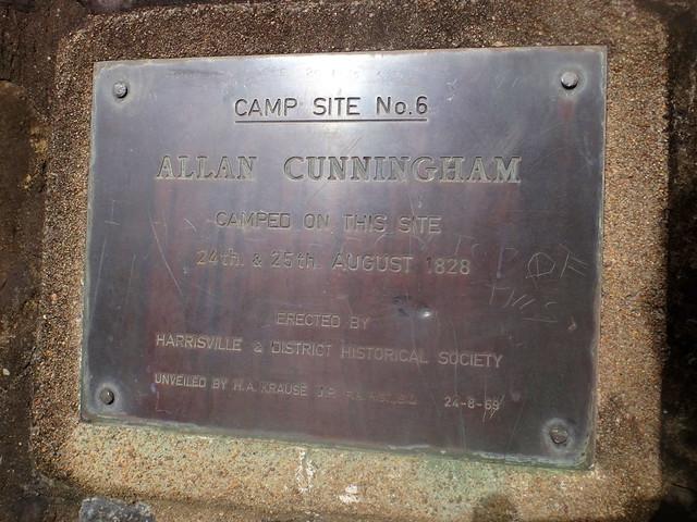 Cunningham Monument