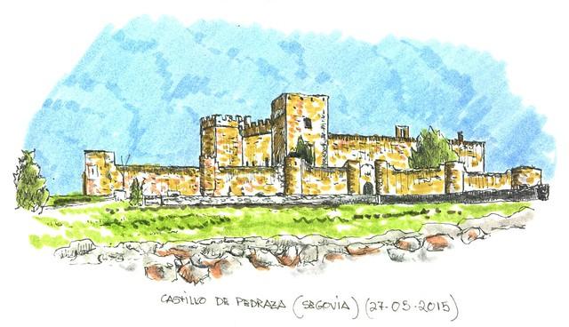 Pedraza (Segovia). Castillo