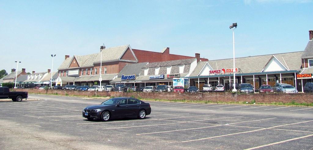 City Md Williamsburg >> Edmondson Village Shopping Center   Historic Shopping