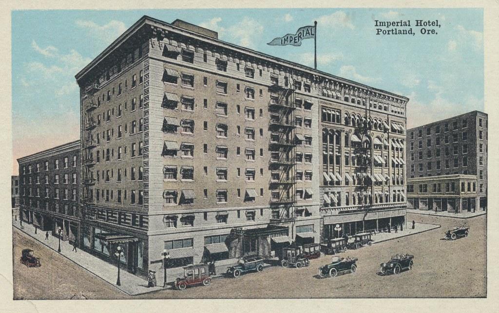 Imperial Hotel - Portland, Oregon