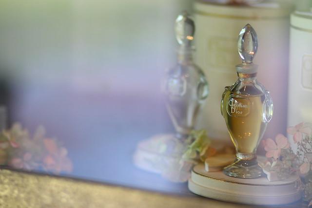 Old Parfum of Christian Dior