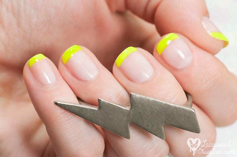 Francúzska manikúra trikrát inak / Three ways to do a french manicure