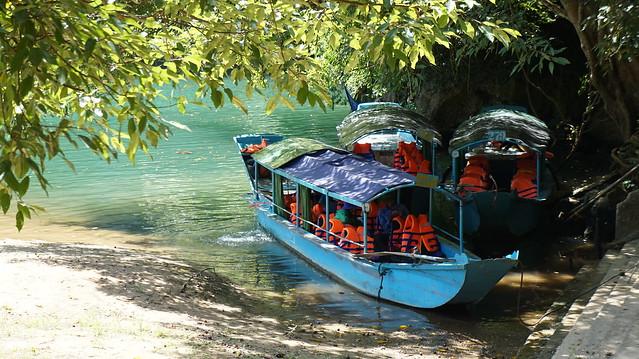Du lịch Quảng Bình | Động Phong nha