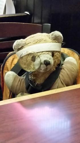 Detective Bear