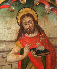 St John the Baptist (early 16th Century)