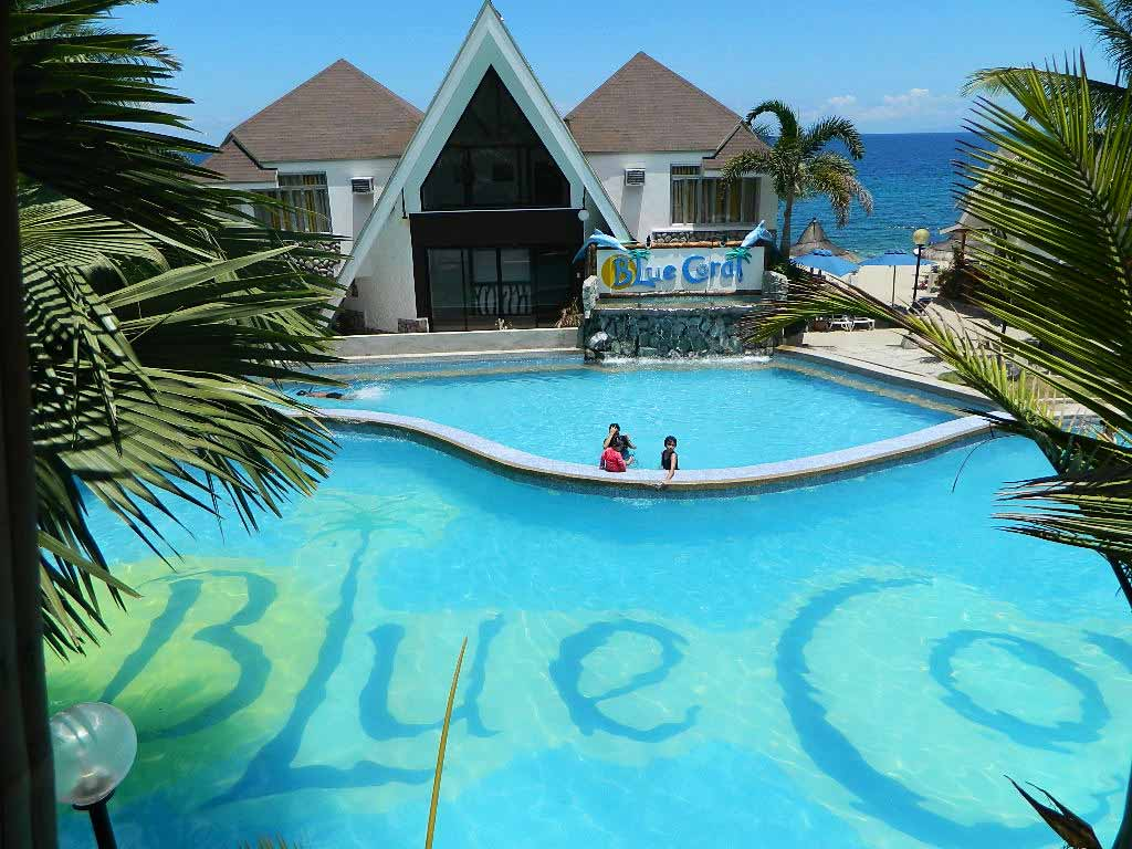 Blue Coral Beach Resort In Laiya We Are Juandererswe Are Juanderers