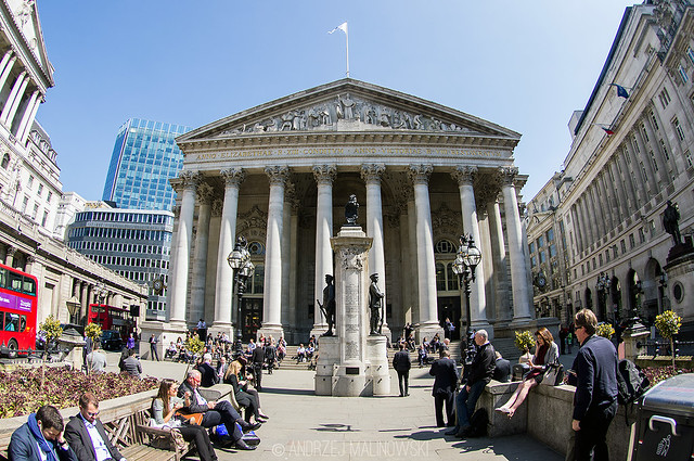 Royal Exchange London