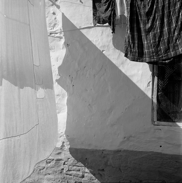 Un patio de Toledo en 1956© Paco Gómez/Fundació Foto Colectania