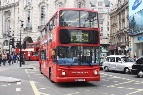 London United TLA23 SN53KHY