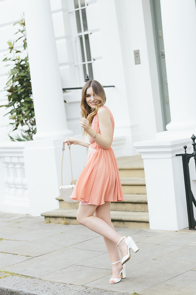 ASOS Ombre Dress What Olivia Did