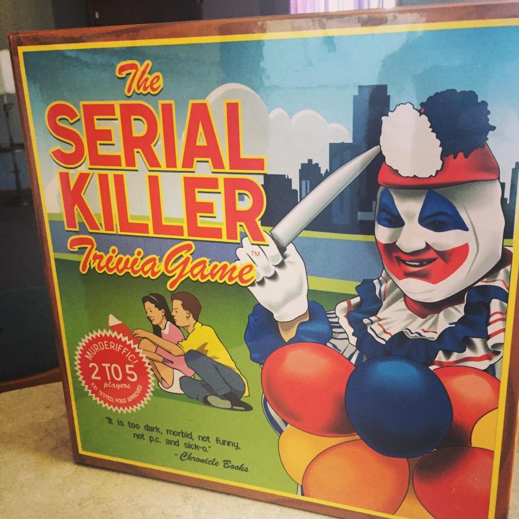 Kaip tapti serijiniu žudiku.