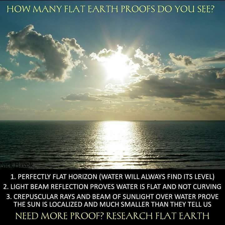 By Ipressthis How Many Flat Earth Proofs Do You See