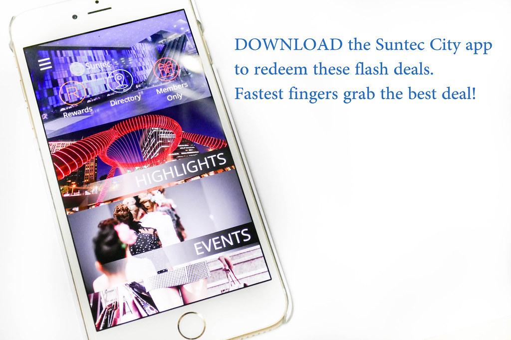 Suntec City App