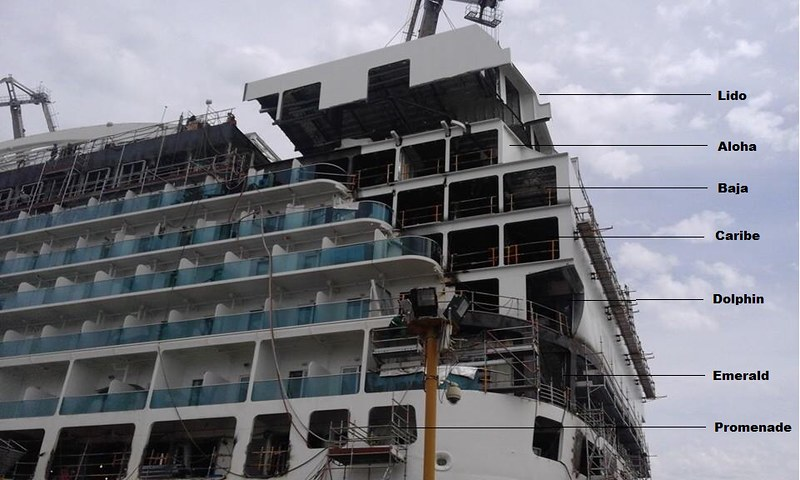 What Will Island Princess Look Like After May 2015 Page